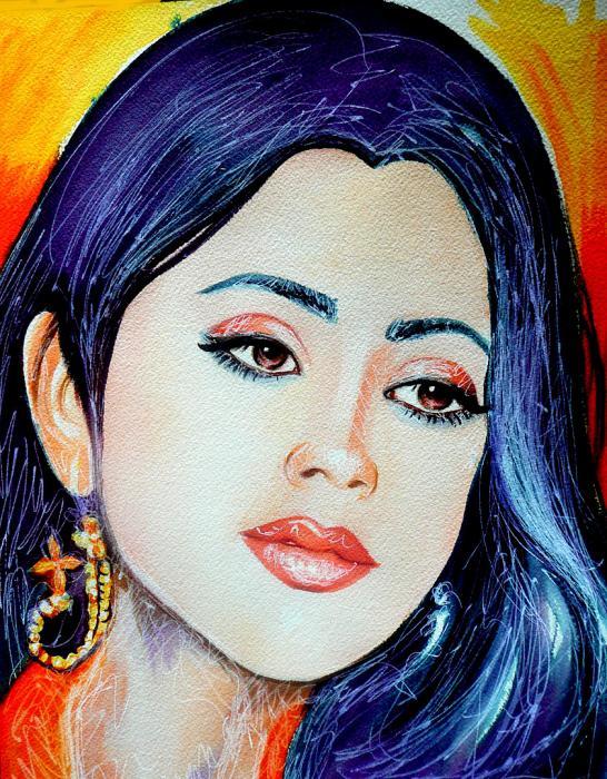 Shriya Saran por mariebouldingue
